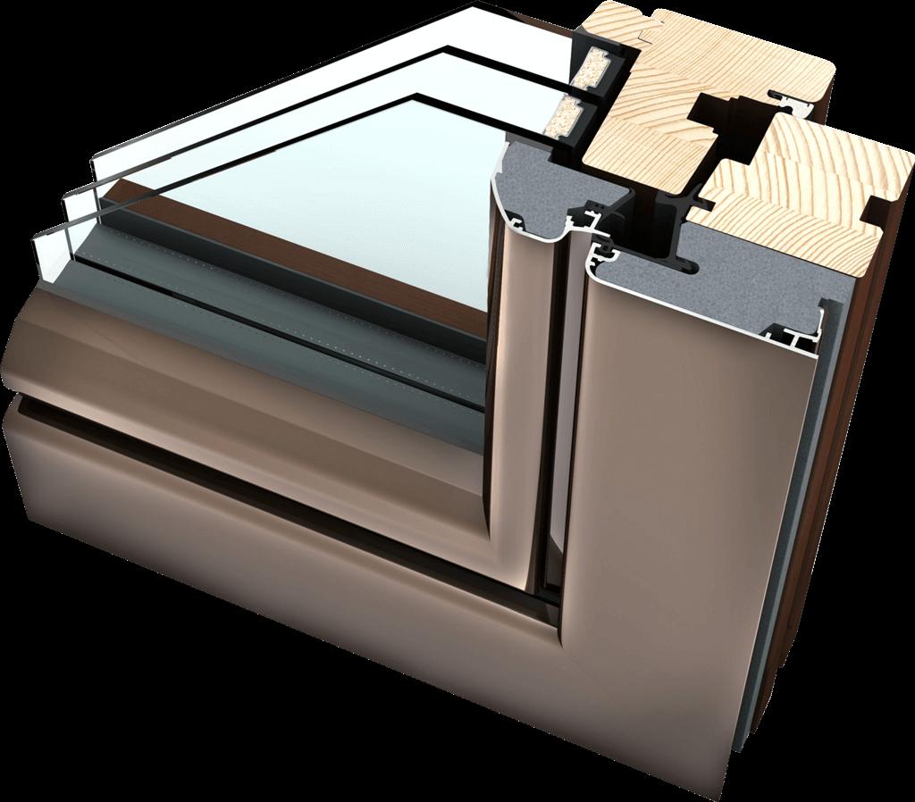 hf 310 timber aluminium window and door prices