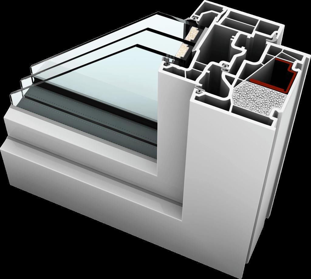 kf 410 internorm windows