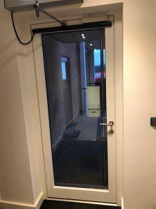 Commercial External Doors Internorm