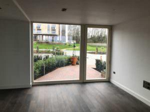 HS330 Sliding Door for commercial properties