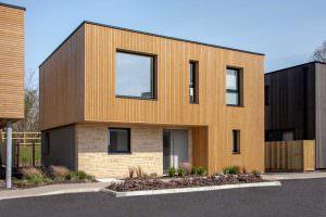 New Build Property Windows & Doors Somerset